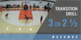 Transition Drill