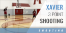 Xavier 3-Point Shooting Drill with Keith Guy – Muskegon HS (MI)