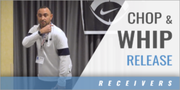Chop & Whip Receiver Release