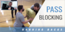 Running Backs: Pass Blocking with Phil Milbrath – Michigan Tech University