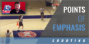Shooting: Points of Emphasis with Bart Brooks – Belmont University