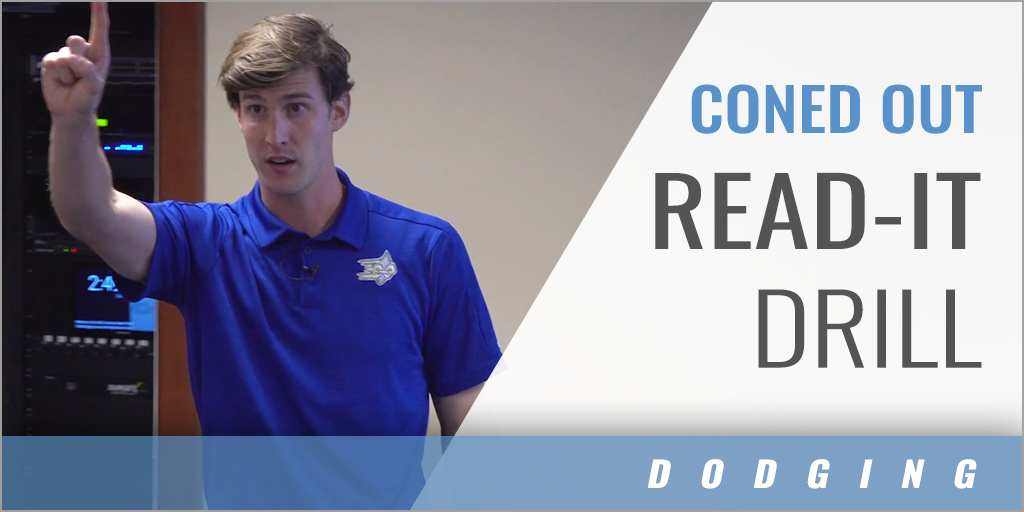 Coned Out Read-It Drill