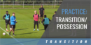 Possession/Transition Practice with Chris Hogg – Newcastle U23