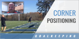 Goalie Positioning on Corners