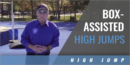 Box-Assisted High Jumps with John Gartland – Indiana State Univ.