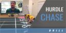 Hurdle Chase Drill with Josh Zill – Green Bay Preble HS (WI)