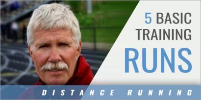 5 Basic Training Runs for the 5K