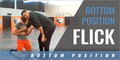 Bottom Position Flick