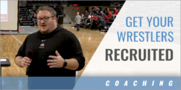 Getting Your Wrestlers Recruited