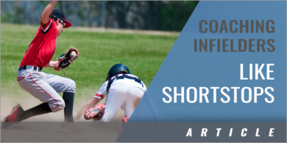 Adding vs Subtracting Steps for Infielders
