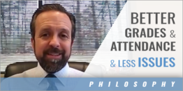 Better Grades, Better Attendance, Less Disciplinary Issues with Dr. Robert Zayas