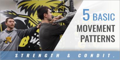 Five Basic Movement Patterns