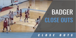 Badger Close Outs