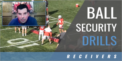 Ball Security Drills