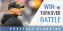 Win the Turnover Battle with Jeff Monken – Army West Point