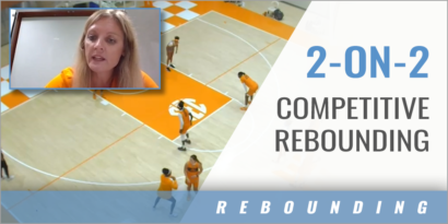 2-on-2 Competitive Rebounding Drill
