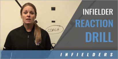 Infielder Reaction Drill