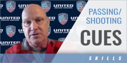 Coaching Cues for Shooting and Passing
