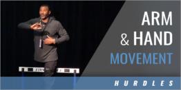 Hurdles: Arm and Hand Movement