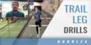 Trail Leg Hurdler Drills with Josh Zill – Green Bay Preble HS (WI)