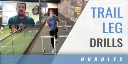 Trail Leg Hurdler Drills