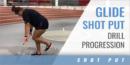 Glide Shot Put Drill Progression with Scott Cappos – Univ. of Nebraska