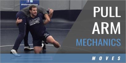 High Crotch Setup: Pull Arm Mechanics