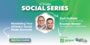 Social Series EP 5: Monetizing Your Athletics' Social Media Accounts with Zach Duffield & Brandon Brewer – Owasso HS (OK)