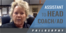 Advice for Coaches When Applying for a New Position with Molly Feesler
