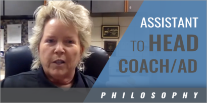 Advice for Coaches When Applying for a New Position