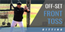 Off-Set Front Toss Spin Hitting Drill with Mike Baxter – Vanderbilt Univ.