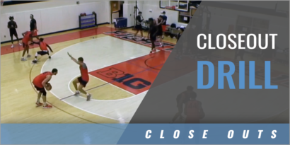 Closeout Drill