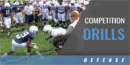 Competition Drills with James Franklin – Penn State Univ.