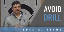 Special Teams: Avoid Drill