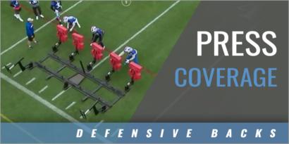 Press Coverage Technique/Drills