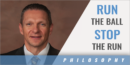 Run the Ball/Stop the Run with Jeff Monken – Army West Point