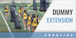 Shooting (Dummy Extension) Drill