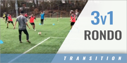 3v1 Transitional Rondo