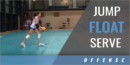 Jump Float Serve with Jim Stone