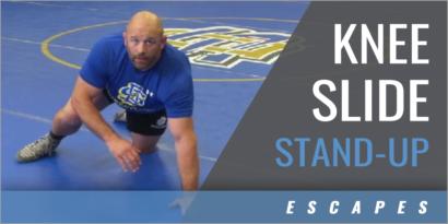 Knee Slide Stand-Up