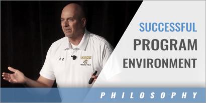 Building a Successful Program Environment