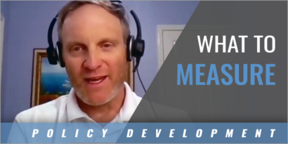 What to Measure When Developing & Evaluating Coaches
