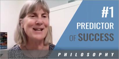 The #1 Predictor of Success