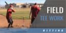 Field Tee Work Drills with Chris Hanks – Colorado Mesa Univ.