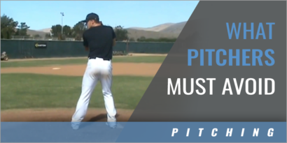 What Pitcher's Must Avoid While Holding Runners