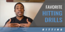 My Favorite Hitting Drills with Curtis Granderson – Retired MLB Player