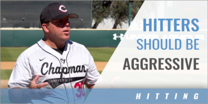 Be Aggressive in Situational Hitting