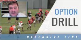 Defensive Option Drill