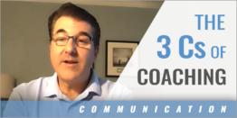 The 3 Cs of Coaching