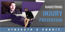 Hamstring Injury Prevention and Sprinting